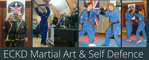 ECKD Martial Art & Self Defence
